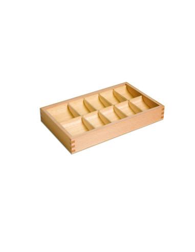 Nienhuis - Pudełko na symbole gramatyczne