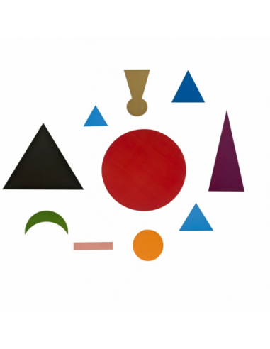 Nienhuis - Duże symbole mowy