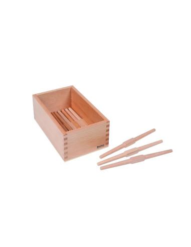 Nienhuis - Pudełko na wrzecionka