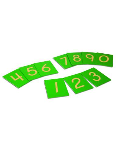 Nienhuis - Szorstkie cyferki, pisane USA