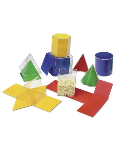 Składane figury geometryczne