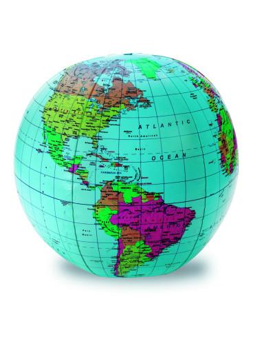 Nadmuchiwana piłka - Świat