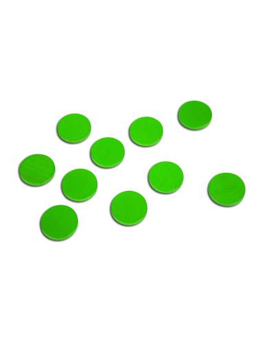Nienhuis - Żetony zielone, 100 szt