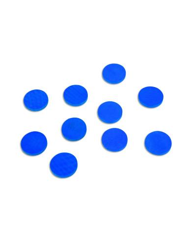 Nienhuis - Żetony niebieskie, 100 szt