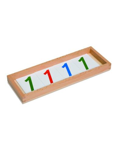 Nienhuis - Pudełko z liczbami do systemu dziesiętnego