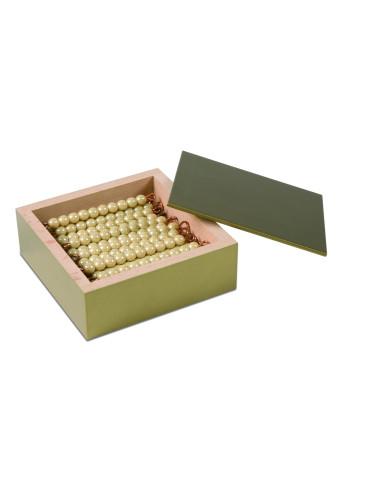 Nienhuis - 45 złotych pręcików 10 w pudełku