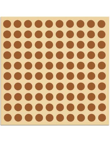 Nienhuis - Papier do pracy z sześcianami i kwadratami
