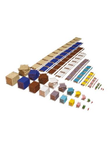 Nienhuis - Duży gabinet sześcianów i kwadratów liczb
