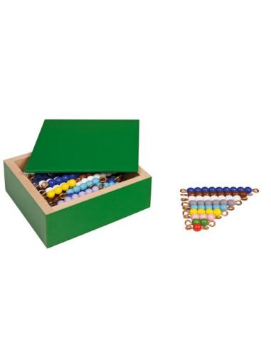 Nienhuis - Schody koralikowe - 10 zestawów