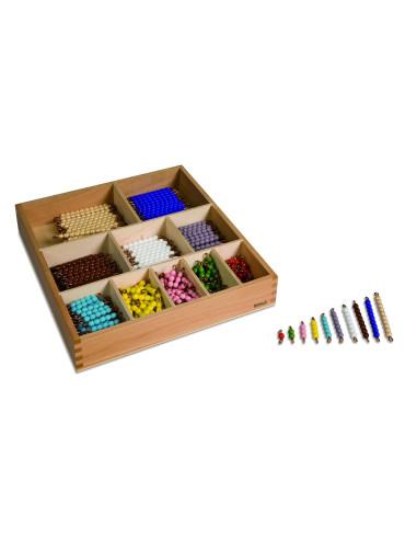 Nienhuis - Pudełko z koralikami