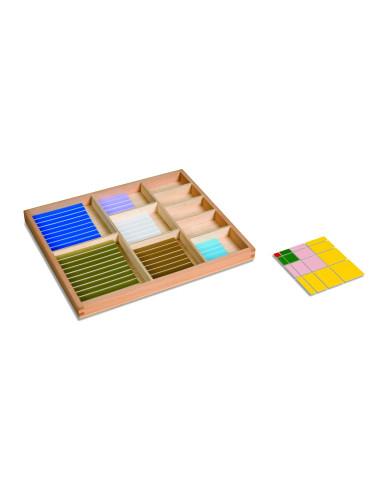 Nienhuis - Pudełko z płytkami Pitagorasa