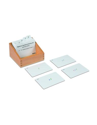 Nienhuis - Tablica algebraiczna - zadania 1