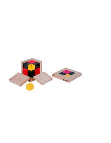 Nienhuis - Algebraiczny sześcian dwumianowy