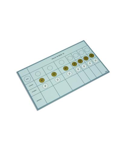 Nienhuis - Karty do materiału