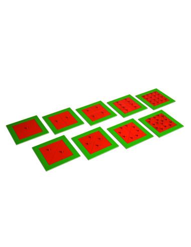 Nienhuis - Metalowe kwadraty