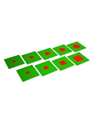 Nienhuis - Vepsané a soustředné kovové tvary