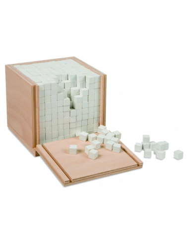 Nienhuis - Pudełko objętości, 1000 sześcianów - Topic