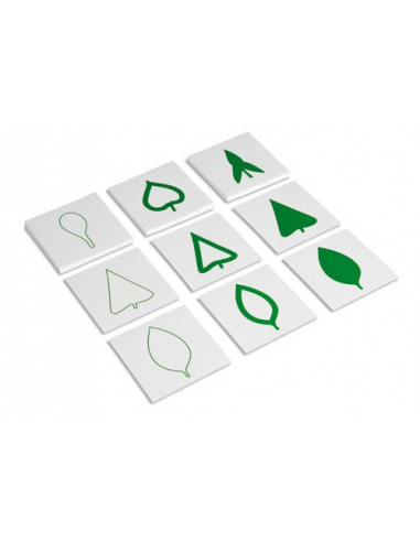 Nienhuis - Karty z liśćmi
