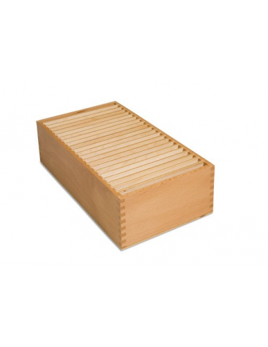 Nienhuis - Pudełko do II zestawu kart