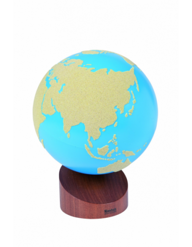 Nienhuis - Globus - lądy i wody
