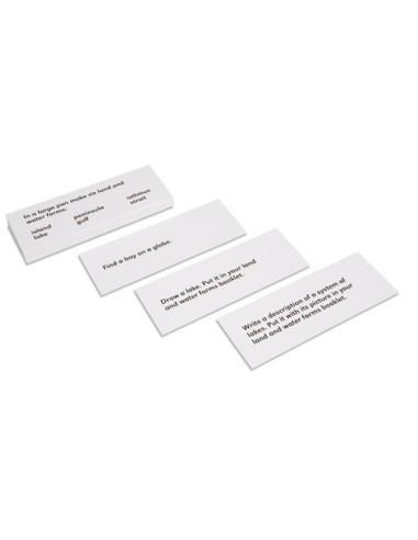 Nienhuis - Lądy i wody - zestaw kart 1