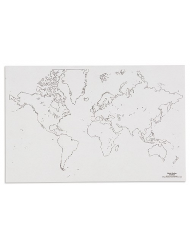 Nienhuis - Kontrola mapę - Świat - bez podpisów
