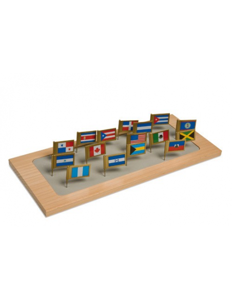 Nienhuis - Podstawka do flag