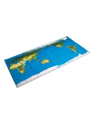 Nienhuis - Duża mapa Świata