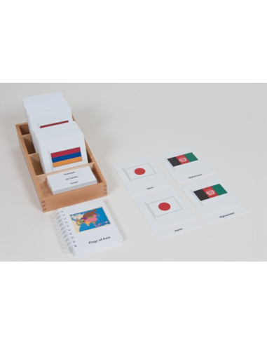 Nienhuis - Flagi Azji