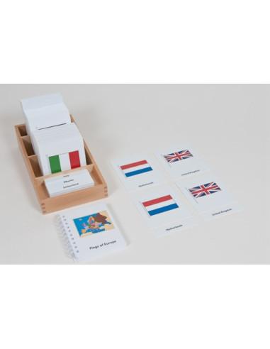 Nienhuis - Flagi Europy