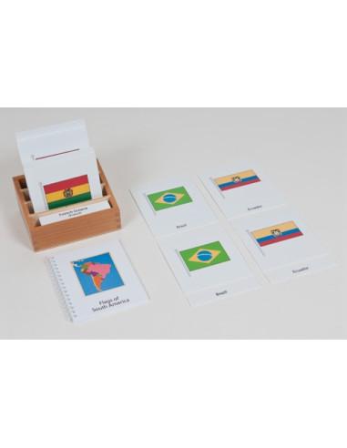 Nienhuis - Flagi Ameryki Południowej