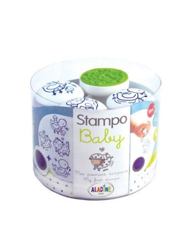 StampoBaby - Zwierzęta (ogród)