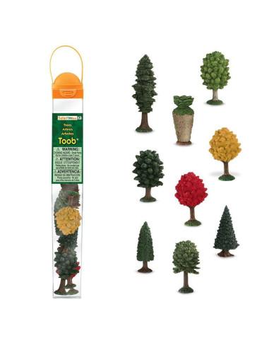 Tuba - Drzewa