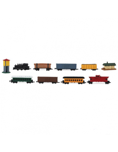 Tuba - Pociąg parowy