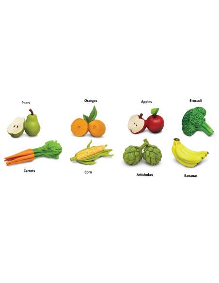 Tuba - Owoce i warzywa