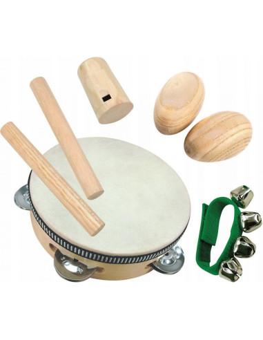 Miniorkiestra, 8 elementów