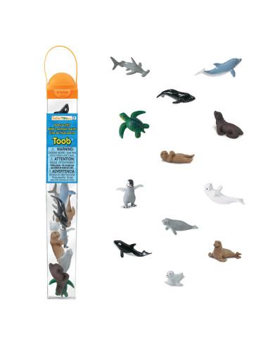 Tuba - Młode zwierząt morskich