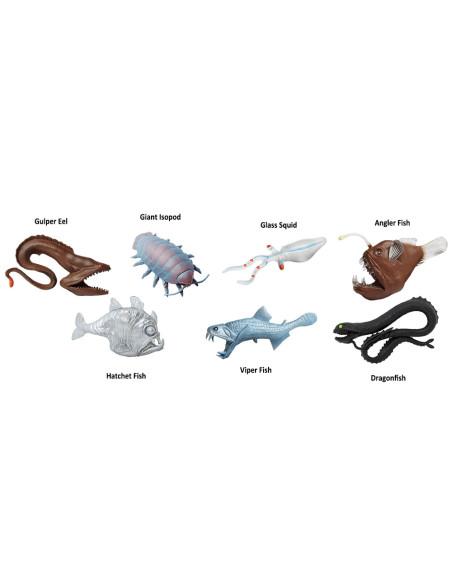 Tuba - Stworzenia z głębin morza