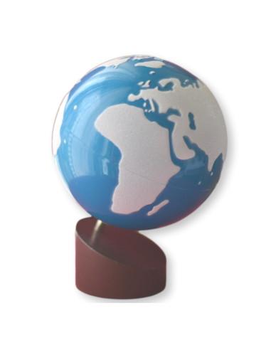Globus wody i lądy