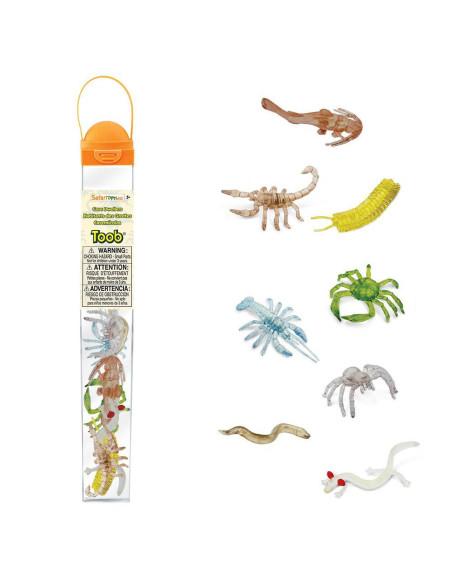 Tuba - Zwierzęta jaskiniowe