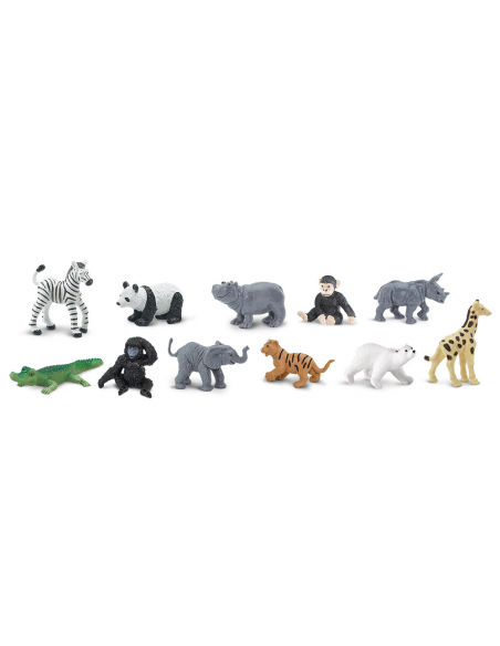 Tuba - Młode zwierzęta w ZOO