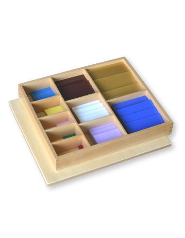 Pudełko z płytkami Pitagorasa