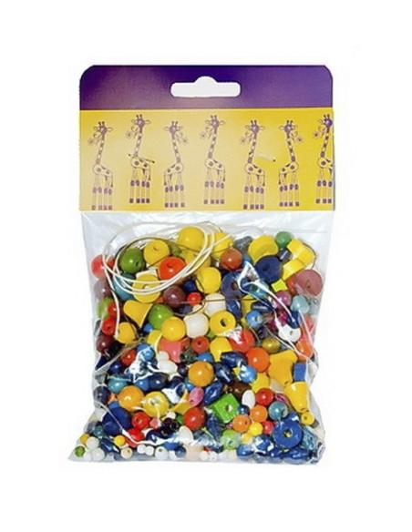 Mix koralików – 70 g (kolorowe)