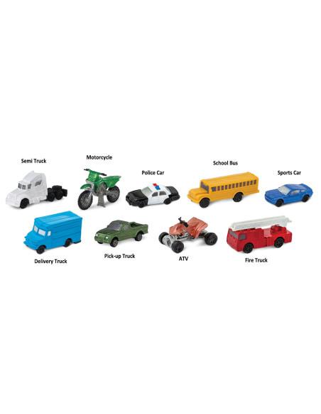 Tuba - Pojazdy