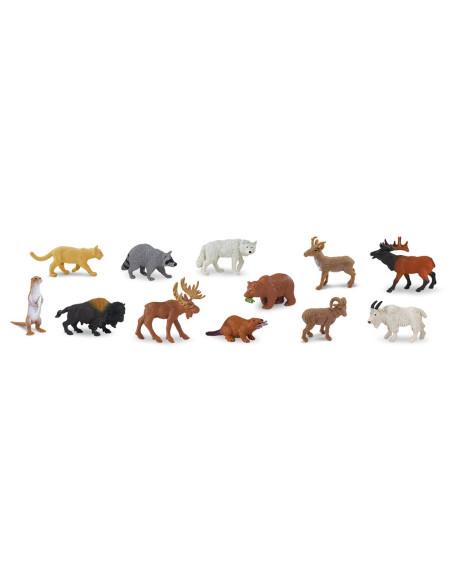 Tuba - Zwierzęta Ameryki Północnej