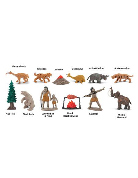 Tuba - życie w prehistorii