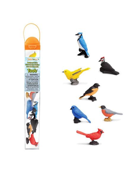 Tuba - Ptaki domowe