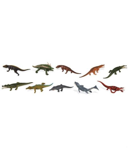 Tuba – Prehistoryczne krokodyle