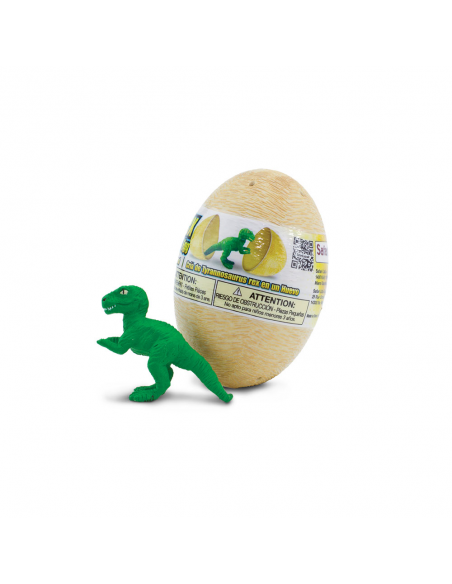 Jajka i dinozaury - zestaw