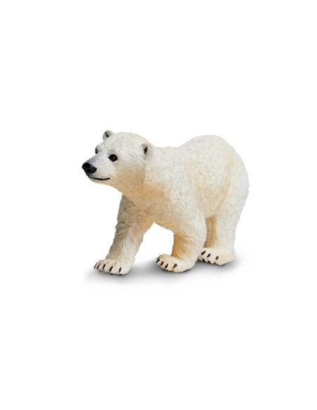 Młode niedźwiedzia polarnego